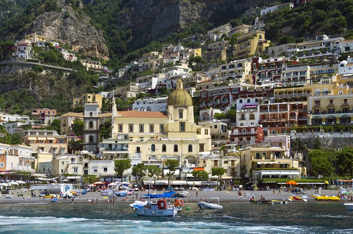 Glorious Amalfi - Pluffys portfolio
