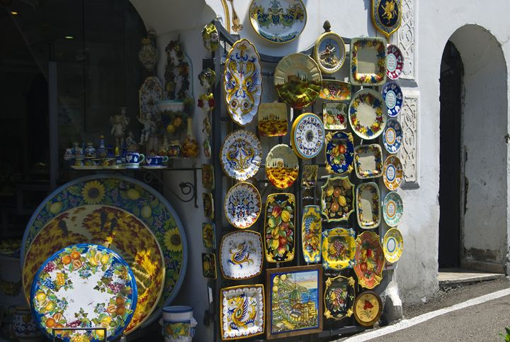 The Ceramic shop - Pluffys portfolio