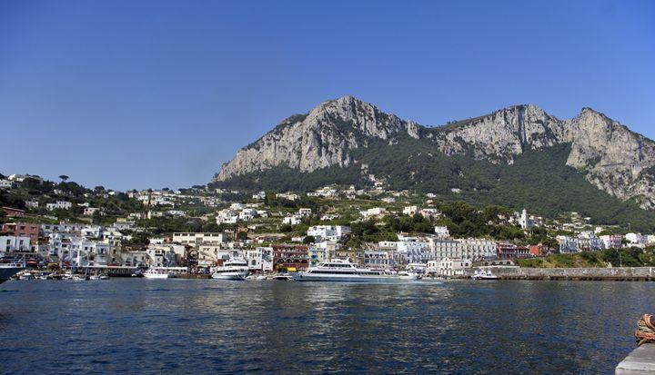Busy Capri - Pluffys portfolio