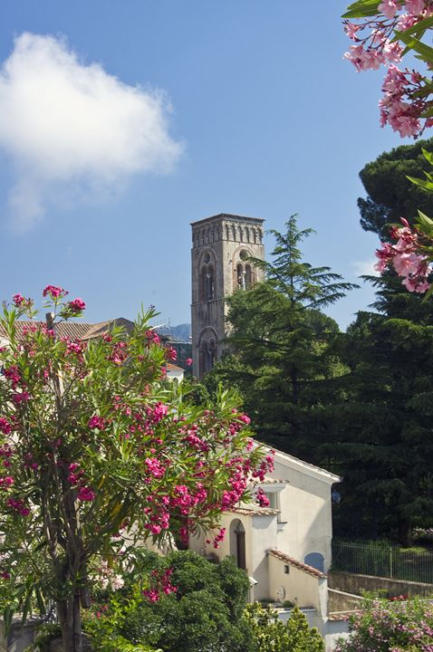 Ravello in Summer - Pluffys portfolio