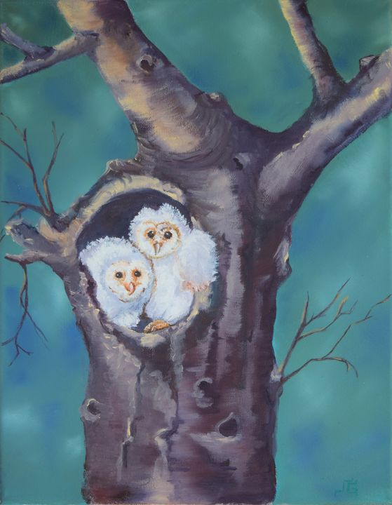 Owlet Nursery - Yucca Creek Studios