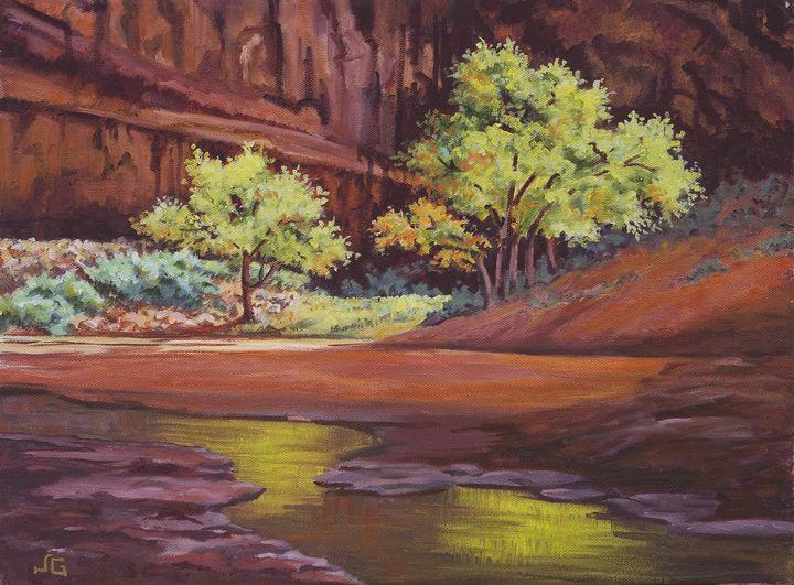 Red Canyon - Yucca Creek Studios