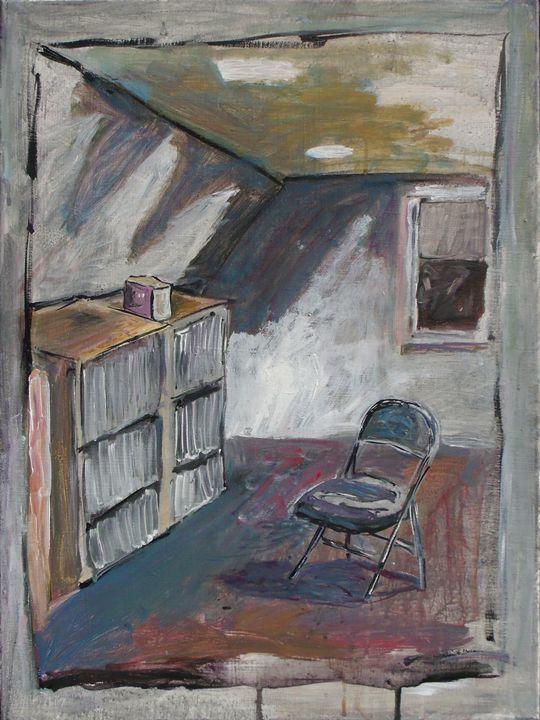 The Long Room - Randy Knight