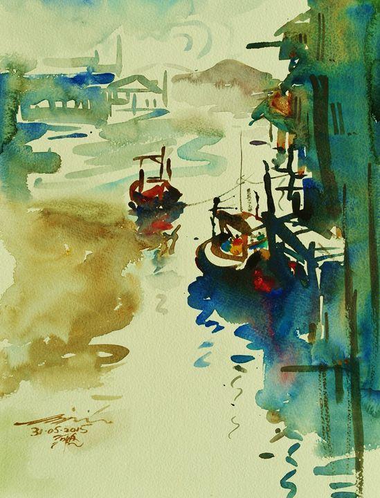 Riverside - Lim Hwee Tiong