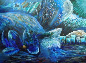 Restful Blue - Corbin Whittle