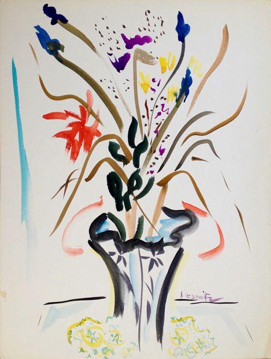 "Portrait of Woman ~ Innocence - Joan Liebowitz ~ ""Artist To The Stars"""