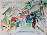 Casitas Watercolor