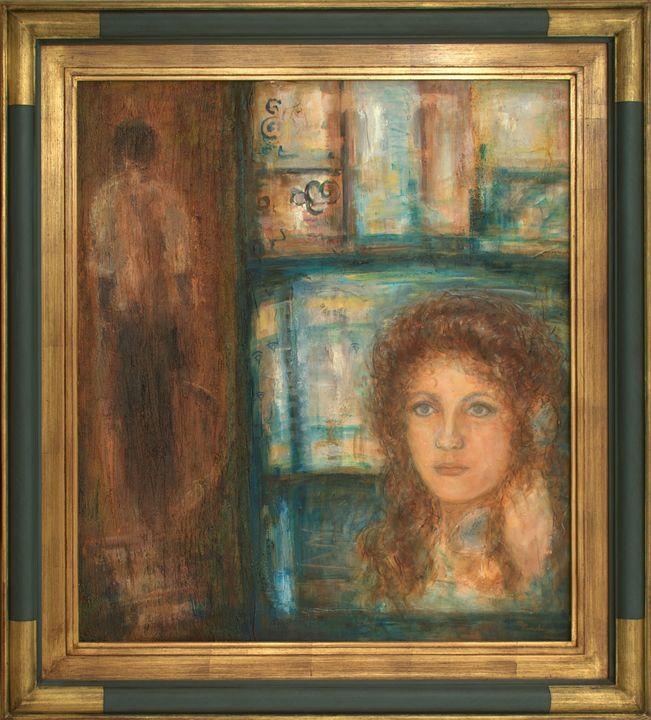 DON'T LEAVE - Marilion Fine Art