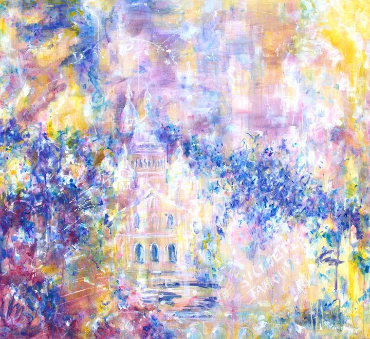 PARIS - FAMED SILHOUETTES - Marilion Fine Art