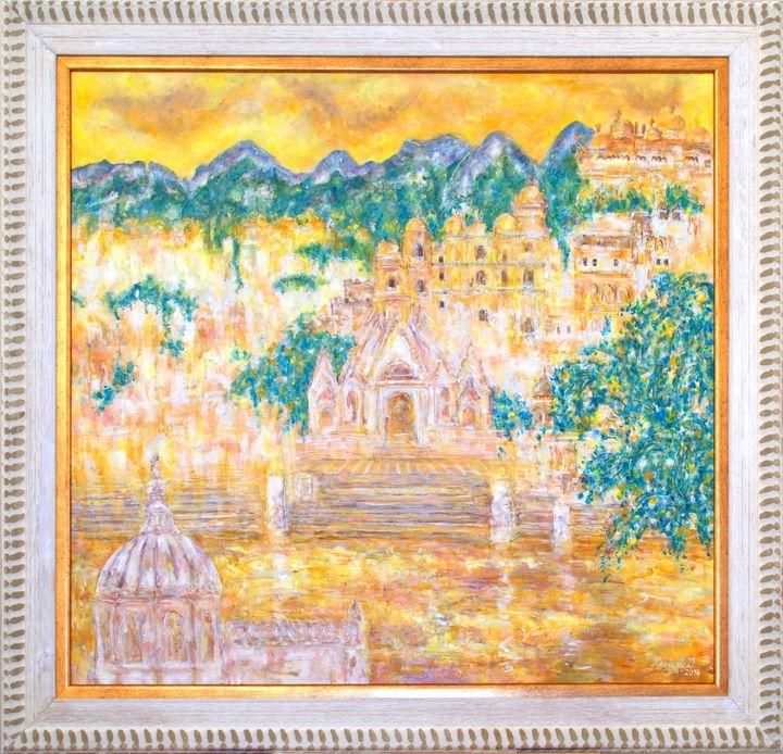 UDAJPUR - Marilion Fine Art