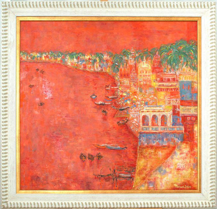VARANASI - Marilion Fine Art