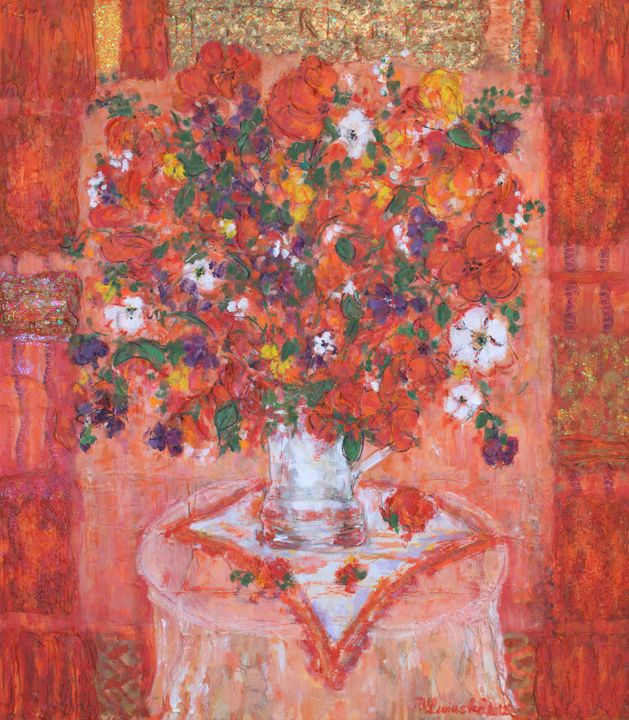 THE RED - Marilion Fine Art