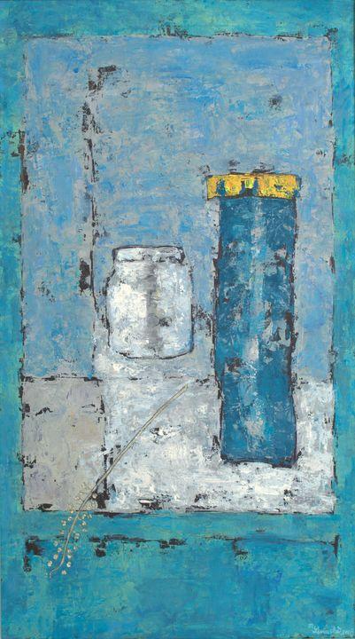 TWO GLASSES - Marilion Fine Art