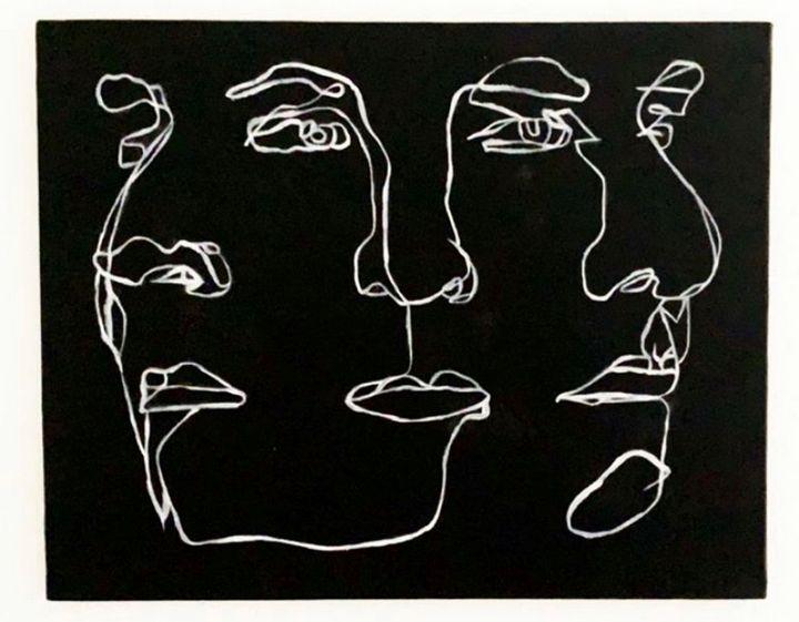 Three Faced - Meredith Joe
