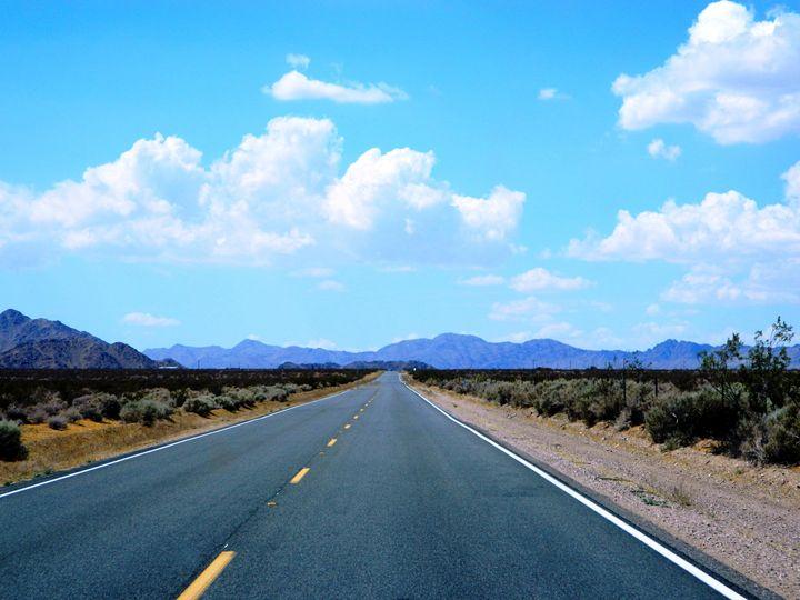 Desert Road - Markell Smith Gallery