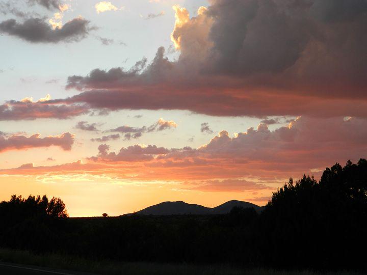 Arizona Sunset - Markell Smith Gallery