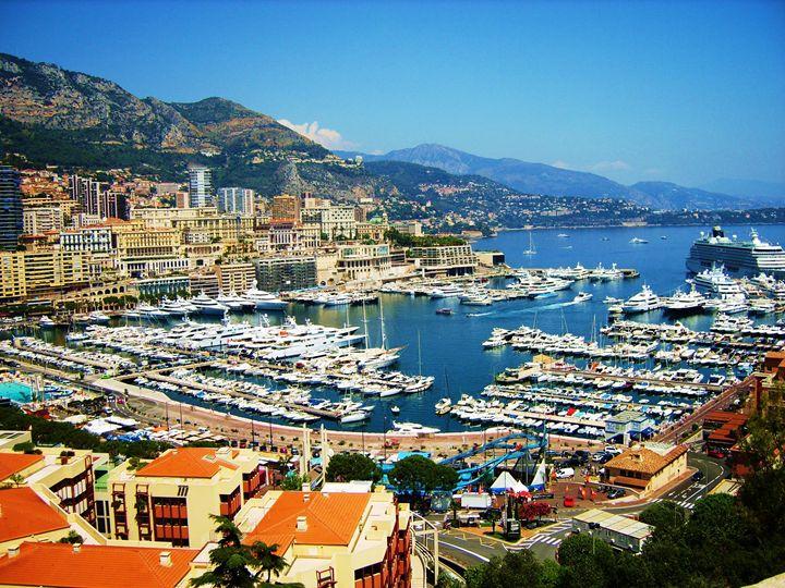 Monte Carlo - Markell Smith Gallery