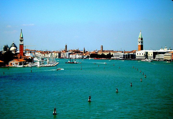 Grand Canal Venice, Italy - Markell Smith Gallery