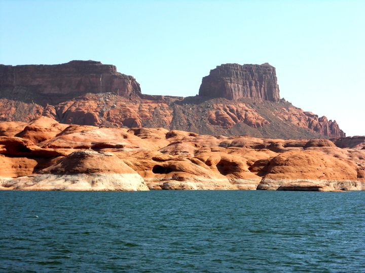 Lake Powell Buttes - Markell Smith Gallery
