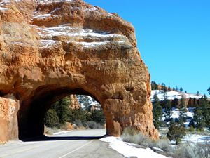 Red Canyon Arch