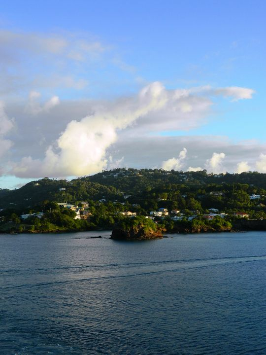 St. Lucia - Markell Smith Gallery