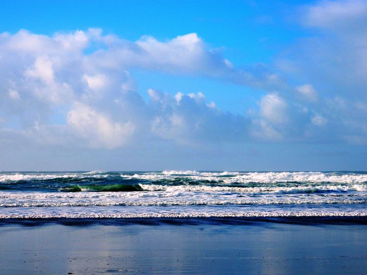 Rockaway Beach - Markell Smith Gallery