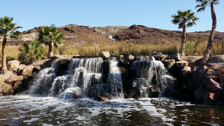Desert Falls - Markell Smith Gallery