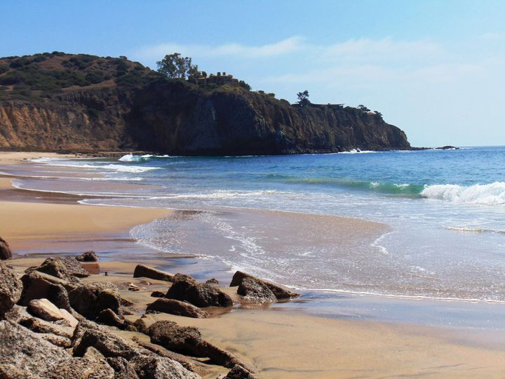 Crystal Cove - Markell Smith Gallery