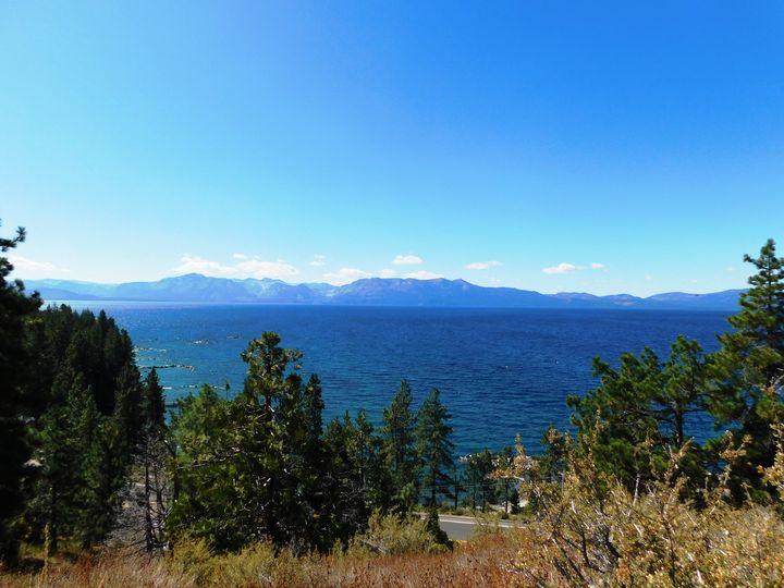 Lake Tahoe Overlook - Markell Smith Gallery