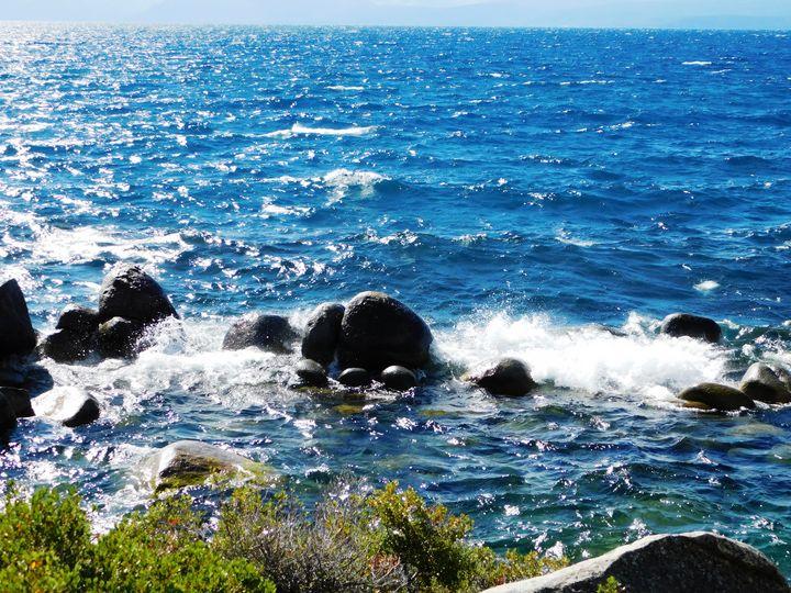 Coastal Rocks - Markell Smith Gallery
