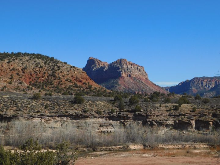 Zion Canyon - Markell Smith Gallery