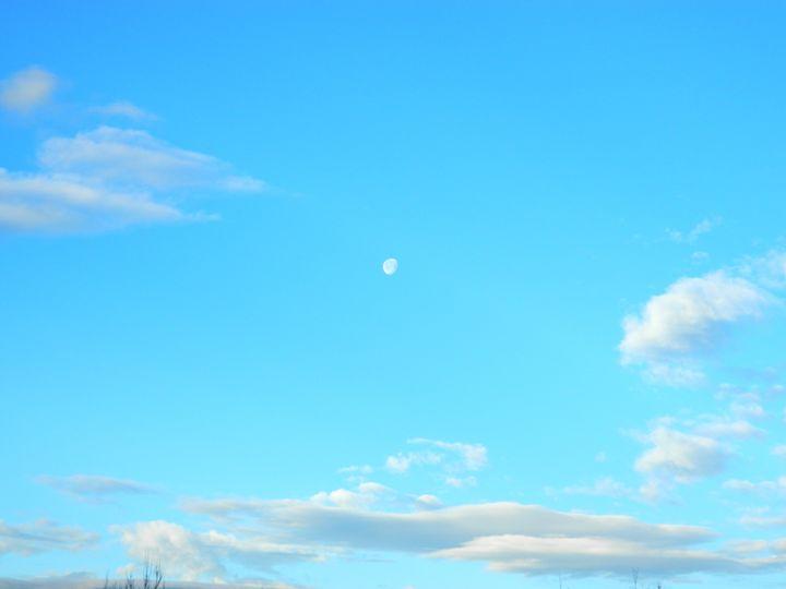 Moon Sky - Markell Smith Gallery