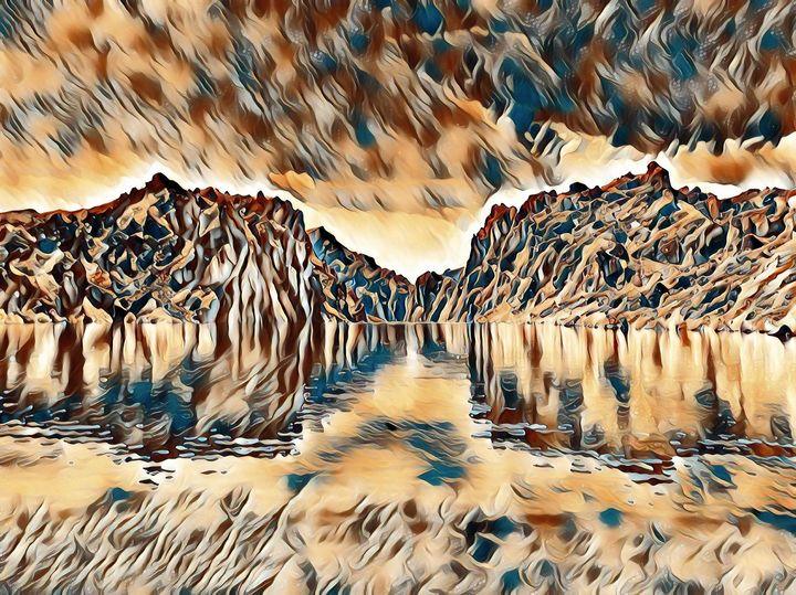 The Colorado Cove - Markell Smith Gallery