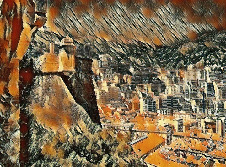 Monaco France - Markell Smith Gallery