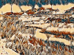 The Desert Stream