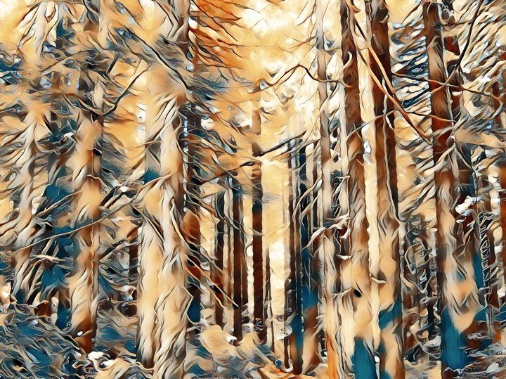 The Forest - Markell Smith Gallery