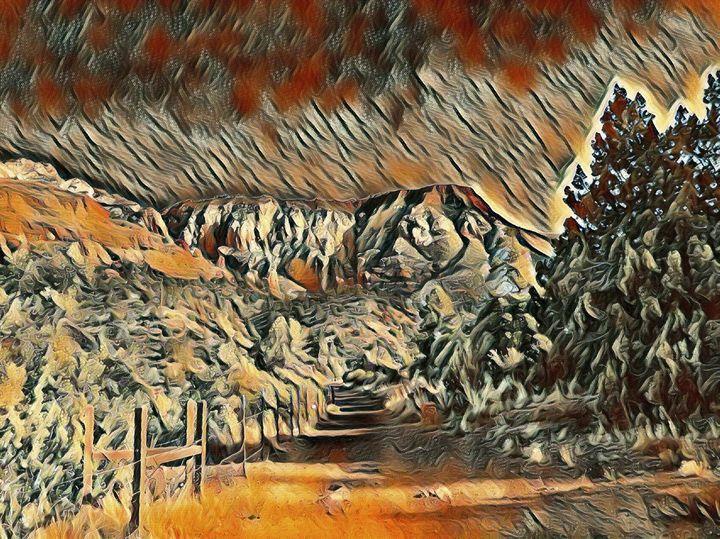 The Arizona Canyon - Markell Smith Gallery