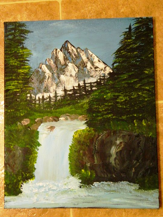 Forest Falls - Markell Smith Gallery
