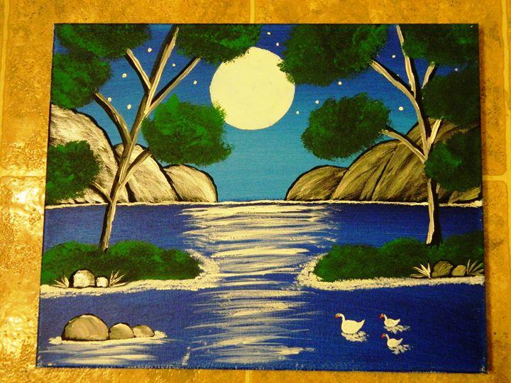 Midnight Sky - Markell Smith Gallery