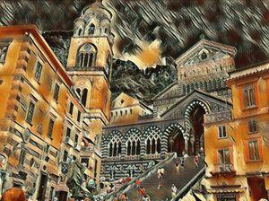 The Amalfi Church