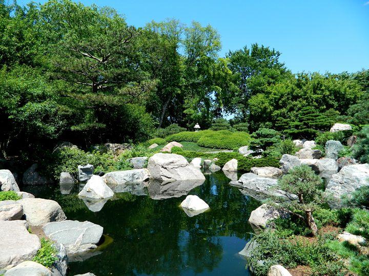 Japanese Garden - Markell Smith Gallery