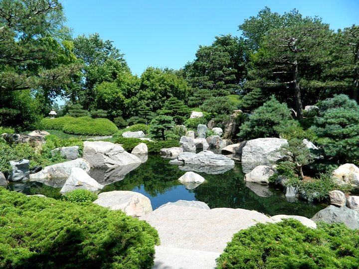 Japanese Garden - Markell Smith Gallery