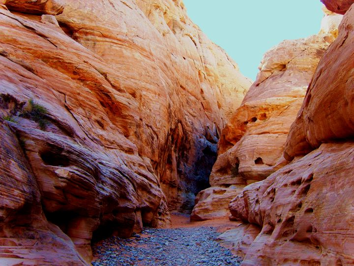White Rock Canyon - Markell Smith Gallery
