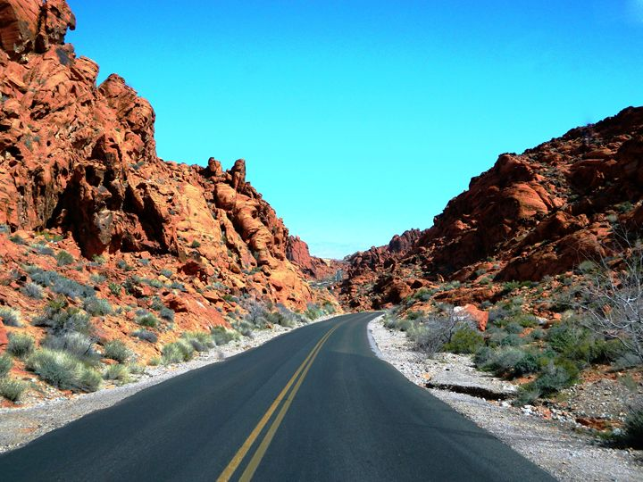 Valley of Fire - Markell Smith Gallery