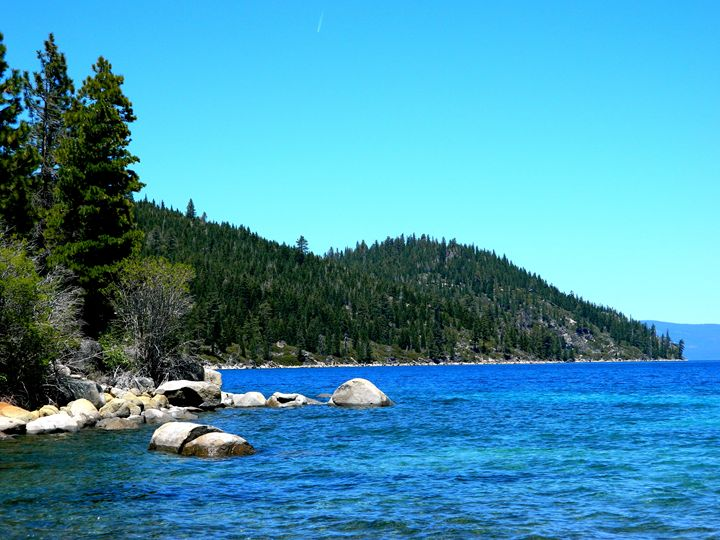 Lake Tahoe - Markell Smith Gallery