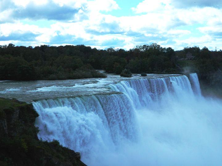 American Falls, NY - Markell Smith Gallery