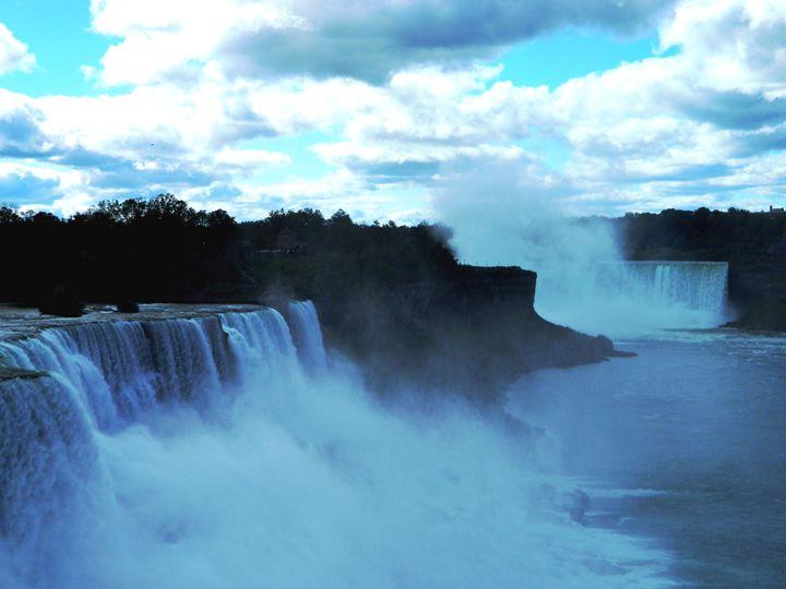 Niagara Falls - Markell Smith Gallery