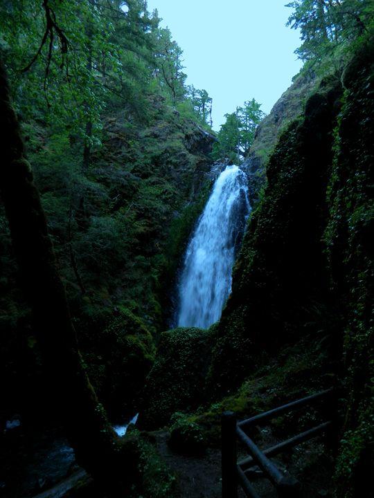 Fall Creek Falls - Markell Smith Gallery