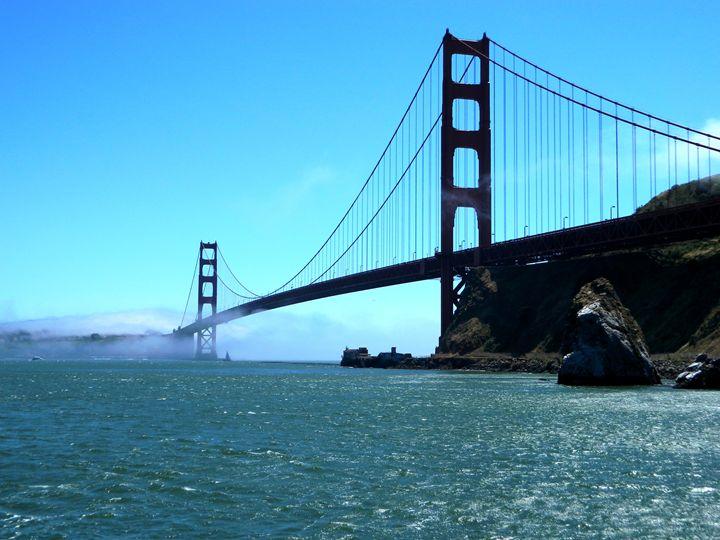 The Golden Gate Bridge - Markell Smith Gallery