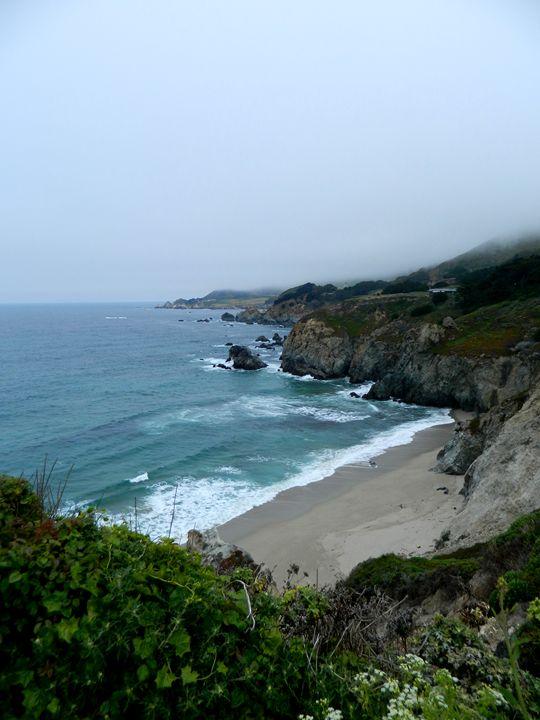 The California Coastline - Markell Smith Gallery